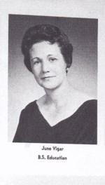 June Vigar