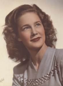 Katherine Ferebee  Loudermilk