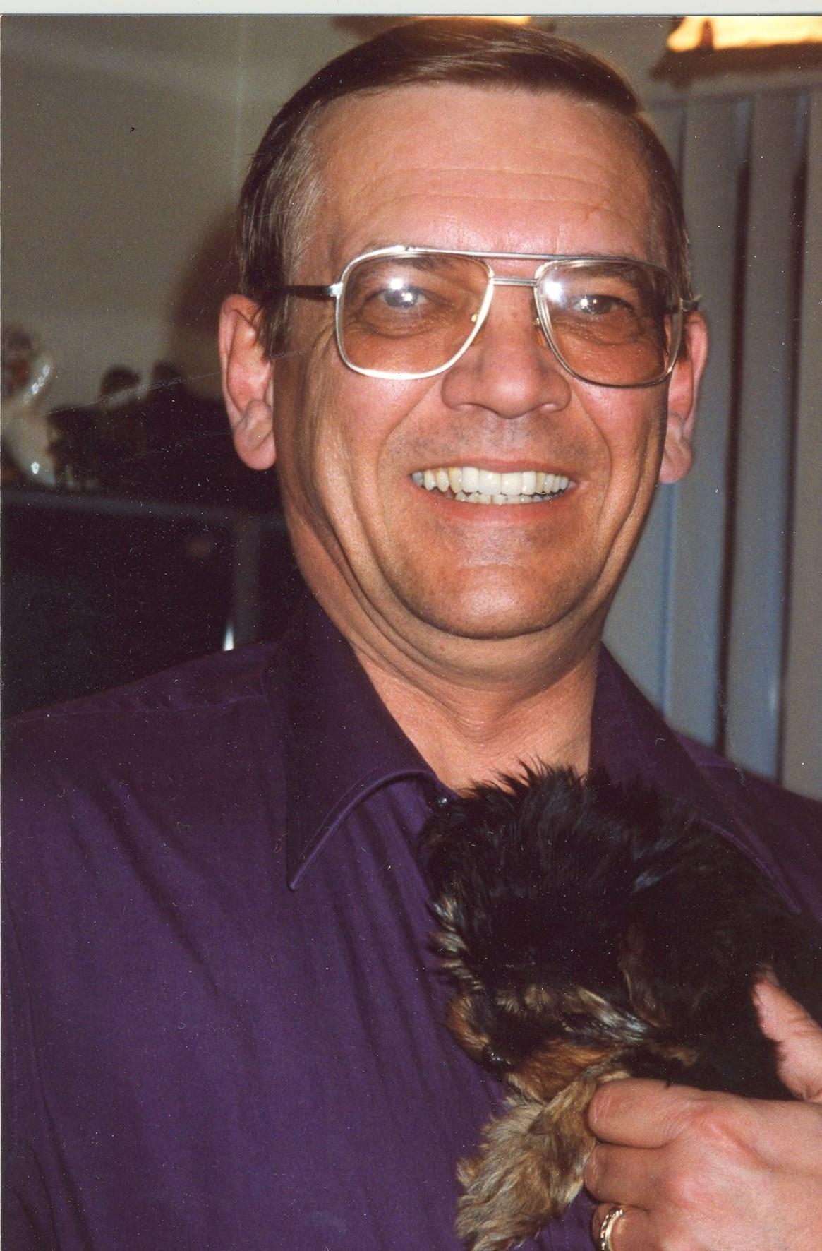 Larry Eldon  Huber