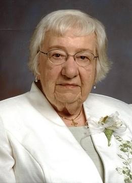 Sister Mary Weber