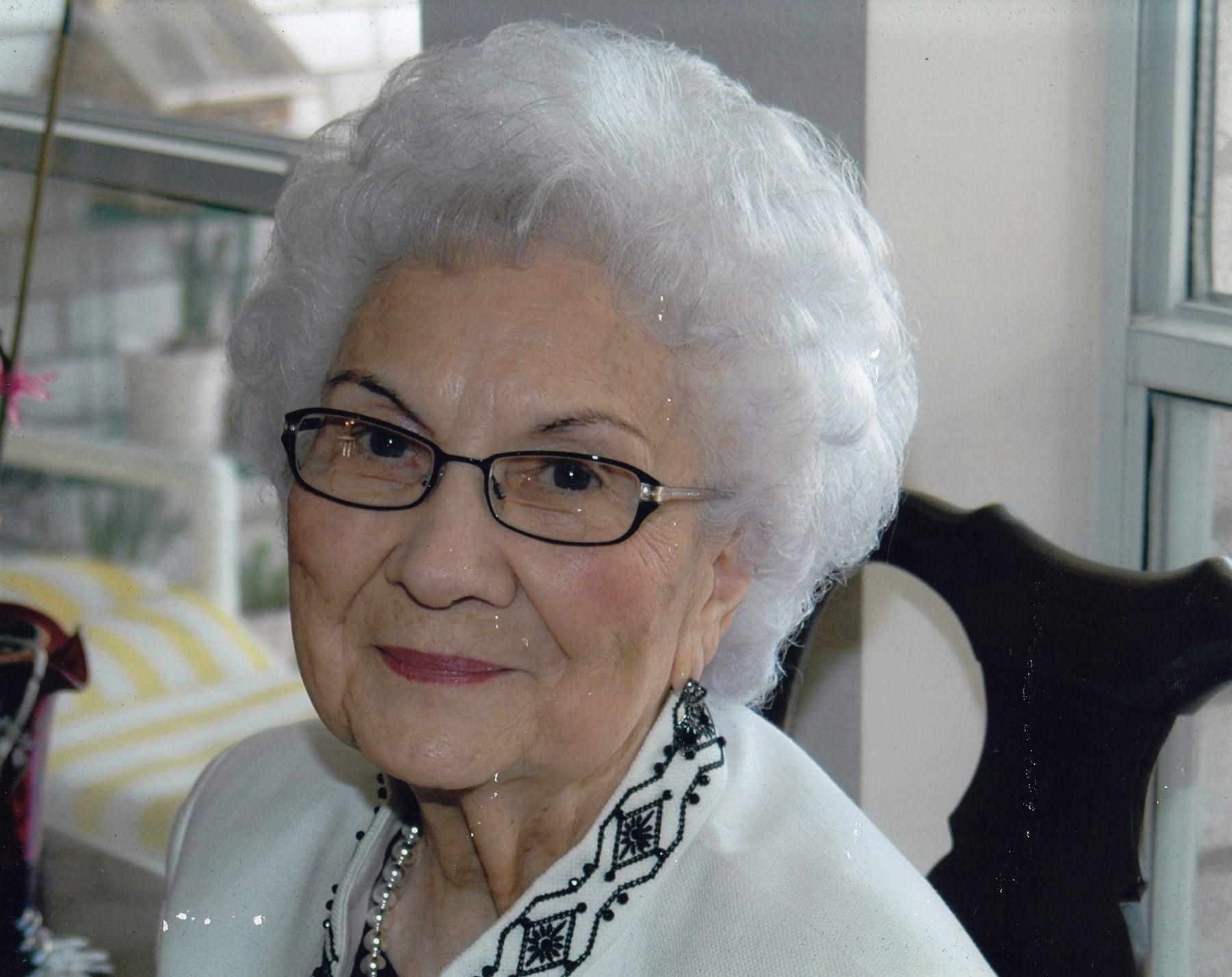 """Elsie """"Mimi"""" Rosalee  McGregor"""