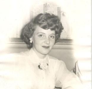 Gloria Elizabeth  Bowman