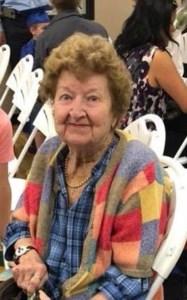 Joan Margaret  Barton
