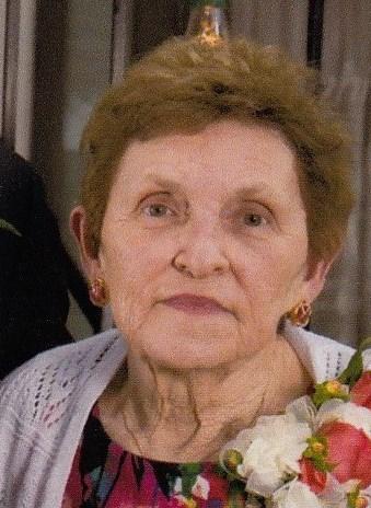 Zella Mae  Motes Redden