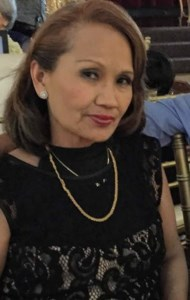Esther Valentin  Lagpacan