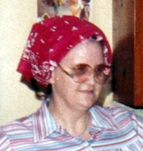 Marjorie Ann  (Fifer) Horton
