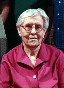 Edythe Faye  Thompson