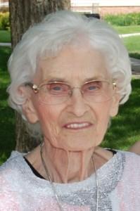 Wilma Doreen  Wilson