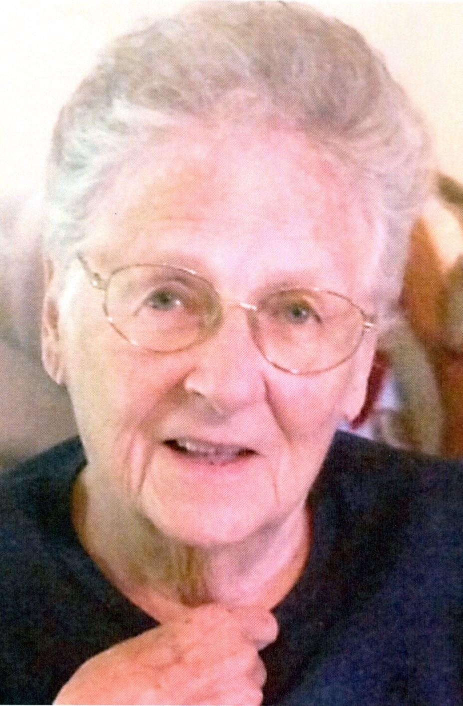 Evelyn Marie  Warner