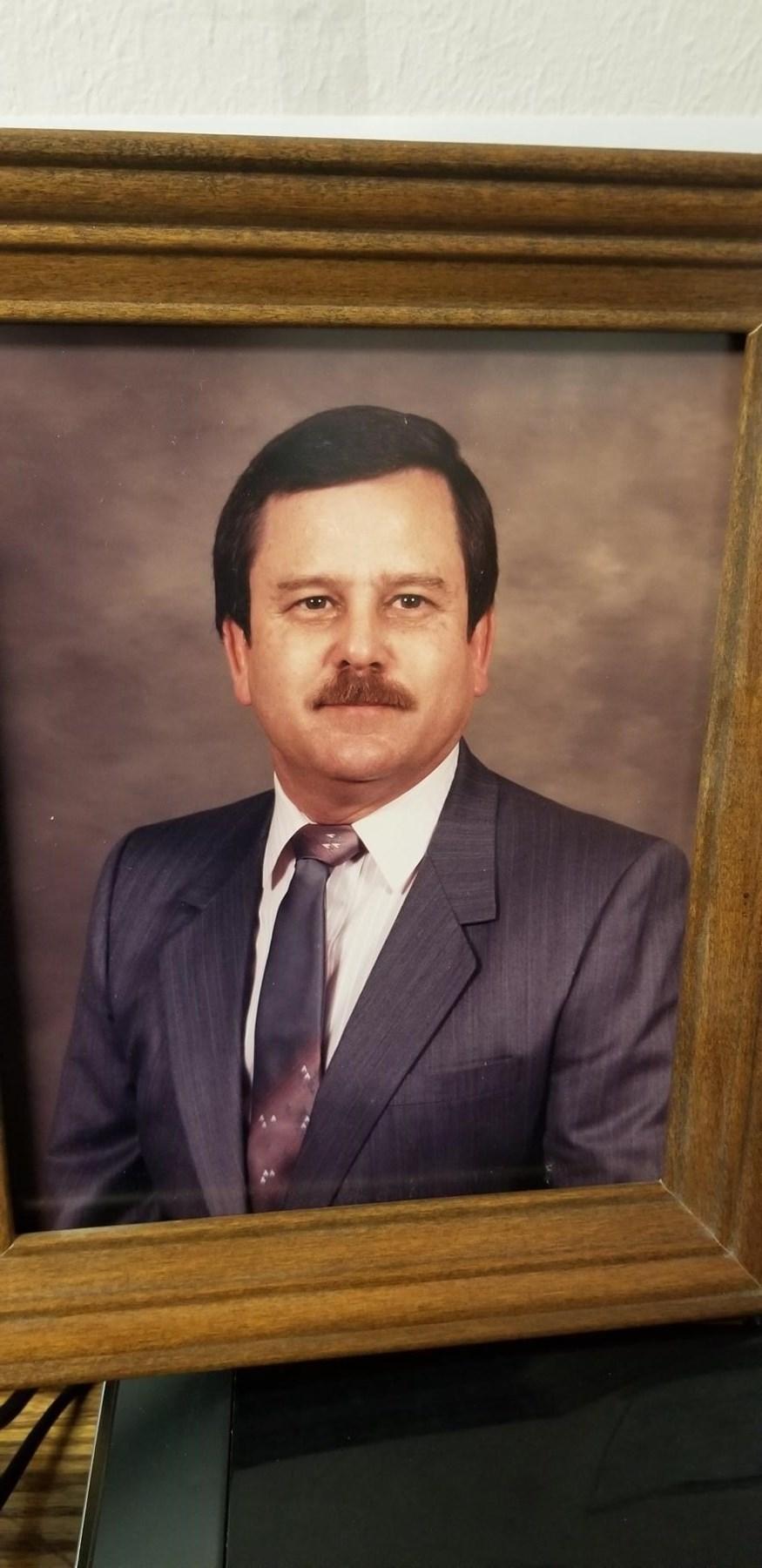 Harold Franklin  Moore