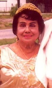 """Pilar """"Lupe""""  Salas"""