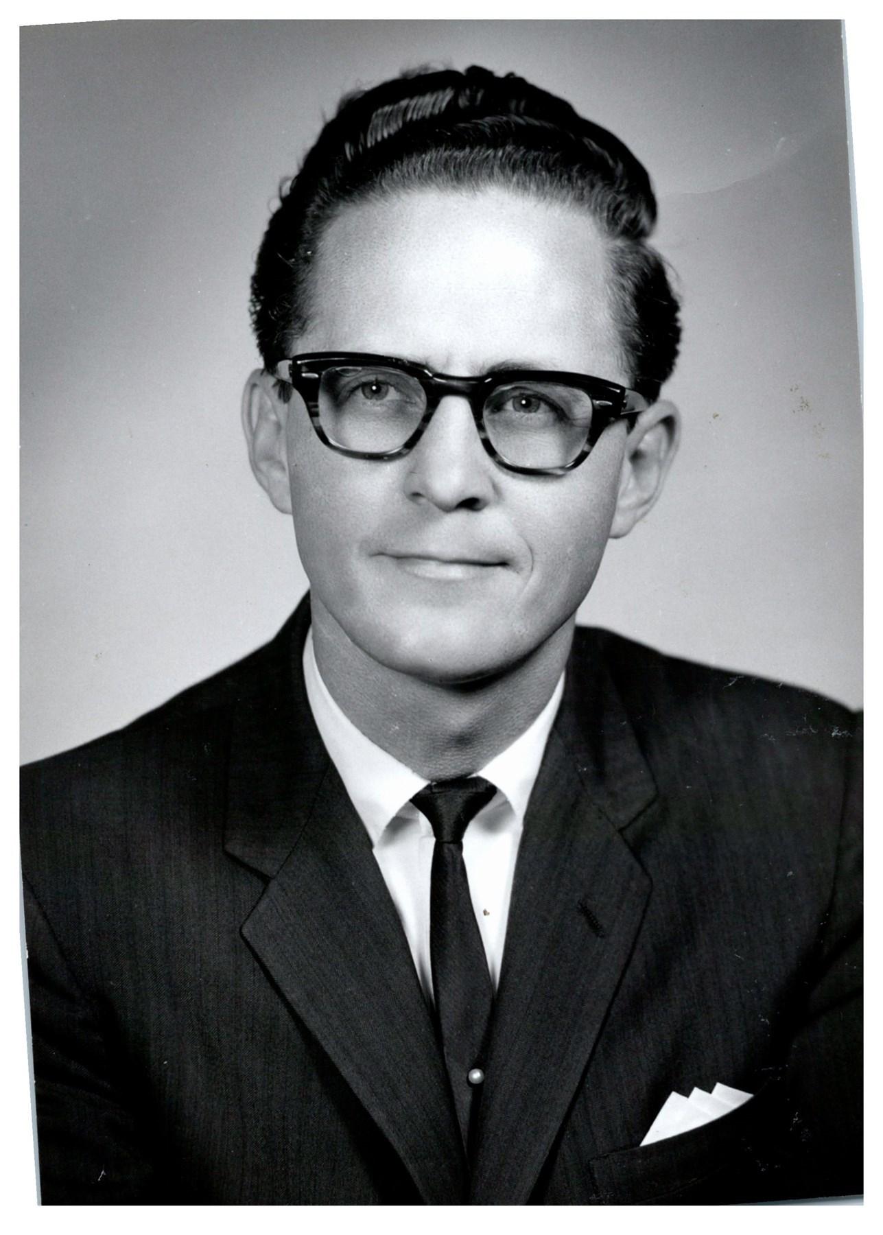 Clarence Monroe  Parker