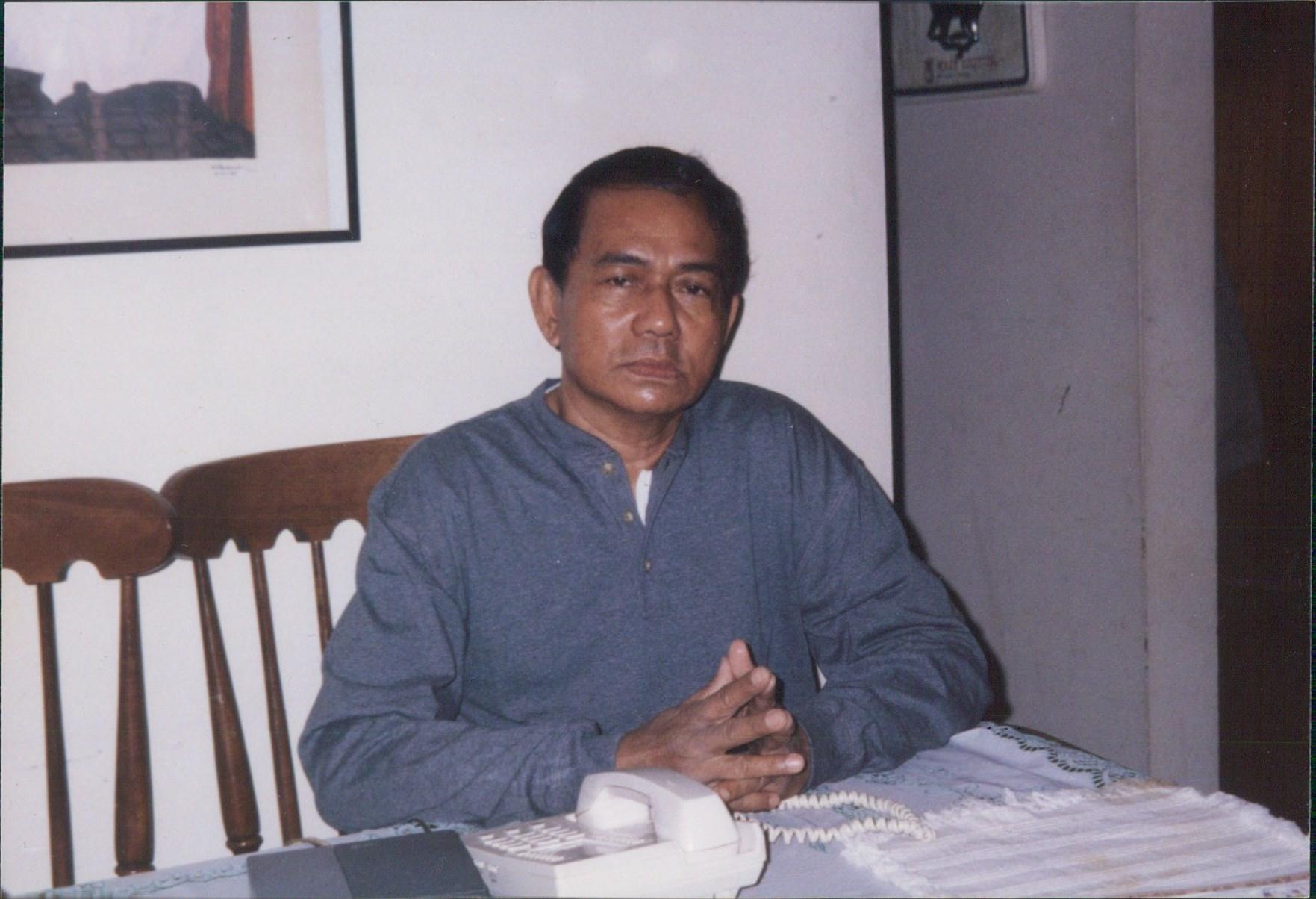 Teofilo M.  Creencia
