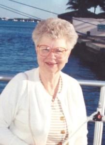 Mary Ruth  Cozad