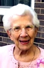 Peggy Martin  Rhodes LaDew