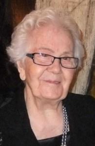 Lucienne Patenaude  Lemire