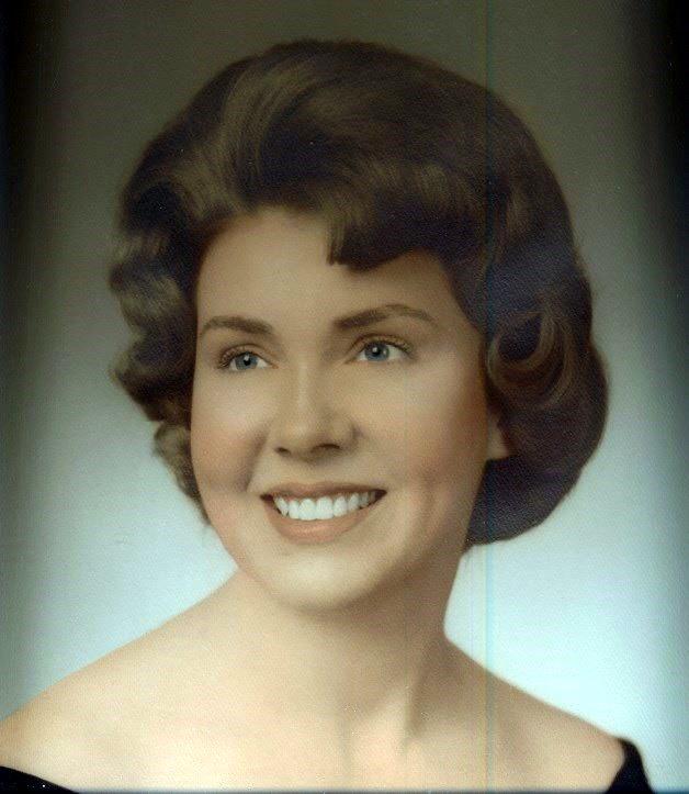 Frances Ann  Clifton Ingram