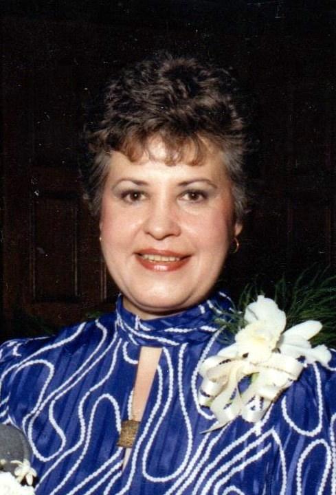 Martha Elizabeth  Mathews
