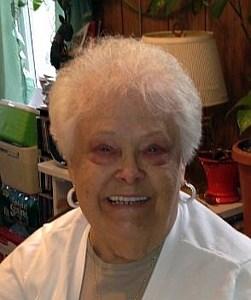 Agnes Mary  Evans