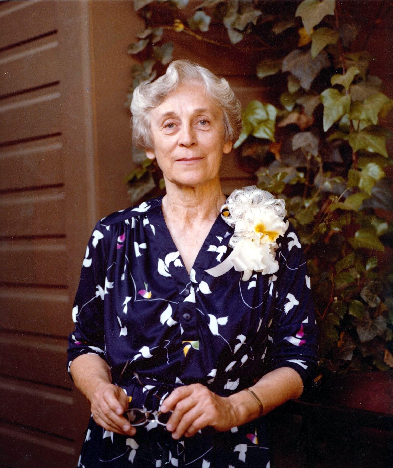 Helen F.  McDowell