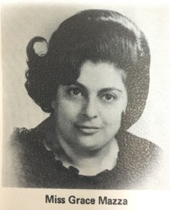 Grace J.  Mazza