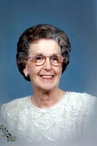 Virginia Mary  Rolston