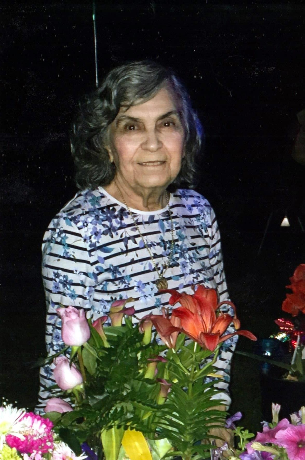 Maria Garcia  GARZA