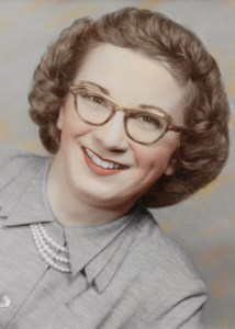 """Elizabeth """"Betty"""" Jean  (Trenkle) Schowalter"""