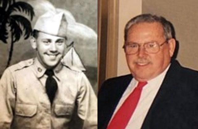 """Richard E. """"Gene""""  Cushman, Sr."""