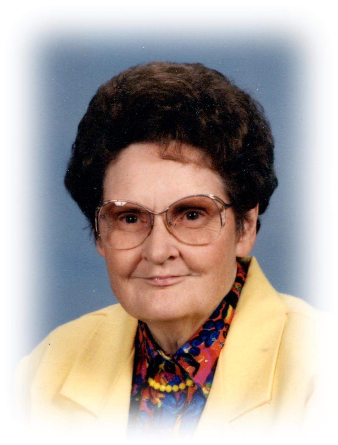 Velda M.  Anderson