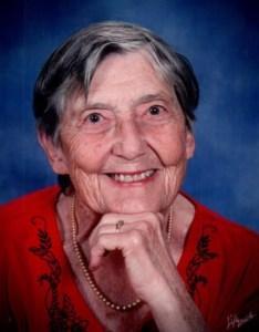Marjorie Lucille  Watt