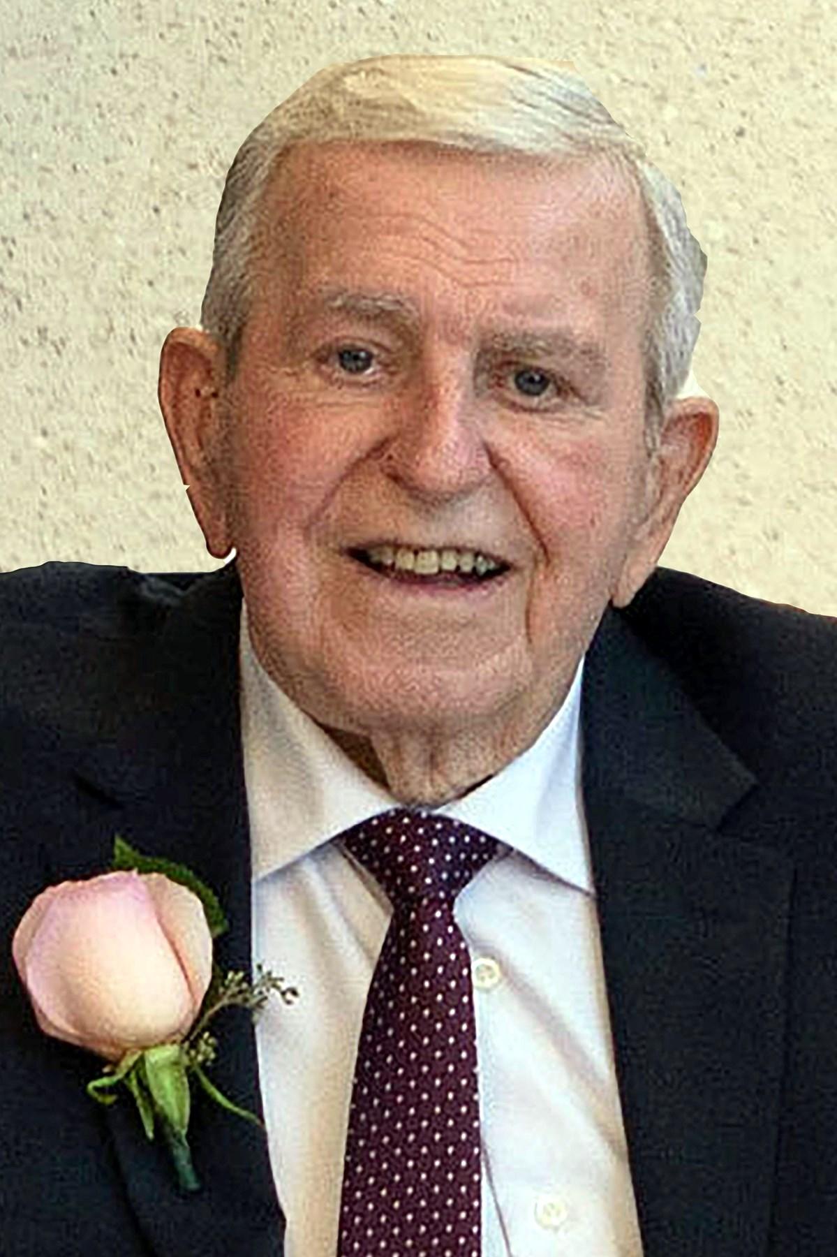 Frederick C.  Burke
