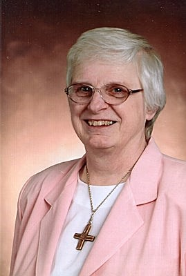 Sister Claire Foley SNDdeN