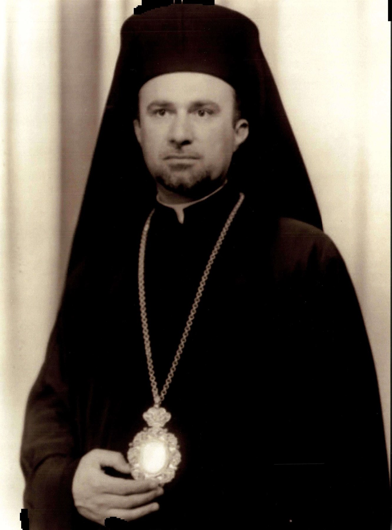 His Grace Bishop  Iakovos (Pililis)   of Catania