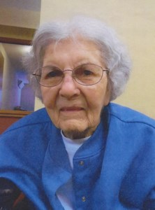 Betty Doris  Rinehart