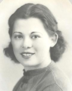 Bertha  Josefina  Aranda Garcia