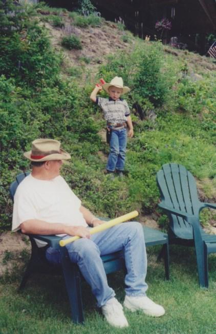 Ronald Edwin Walker Obituary Spokane Wa
