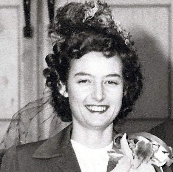 Betty Marie  Ballard