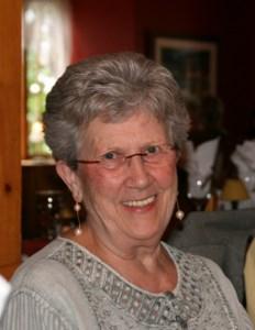 Marthe  Magnan (Née Therrien)