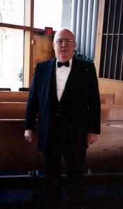 John Francis  Scully