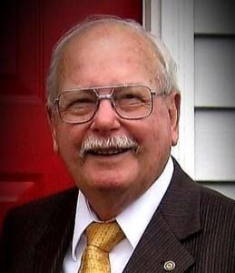 GEORGE WILLIAM  PRESTON