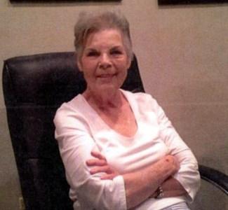 Barbara May  Hale