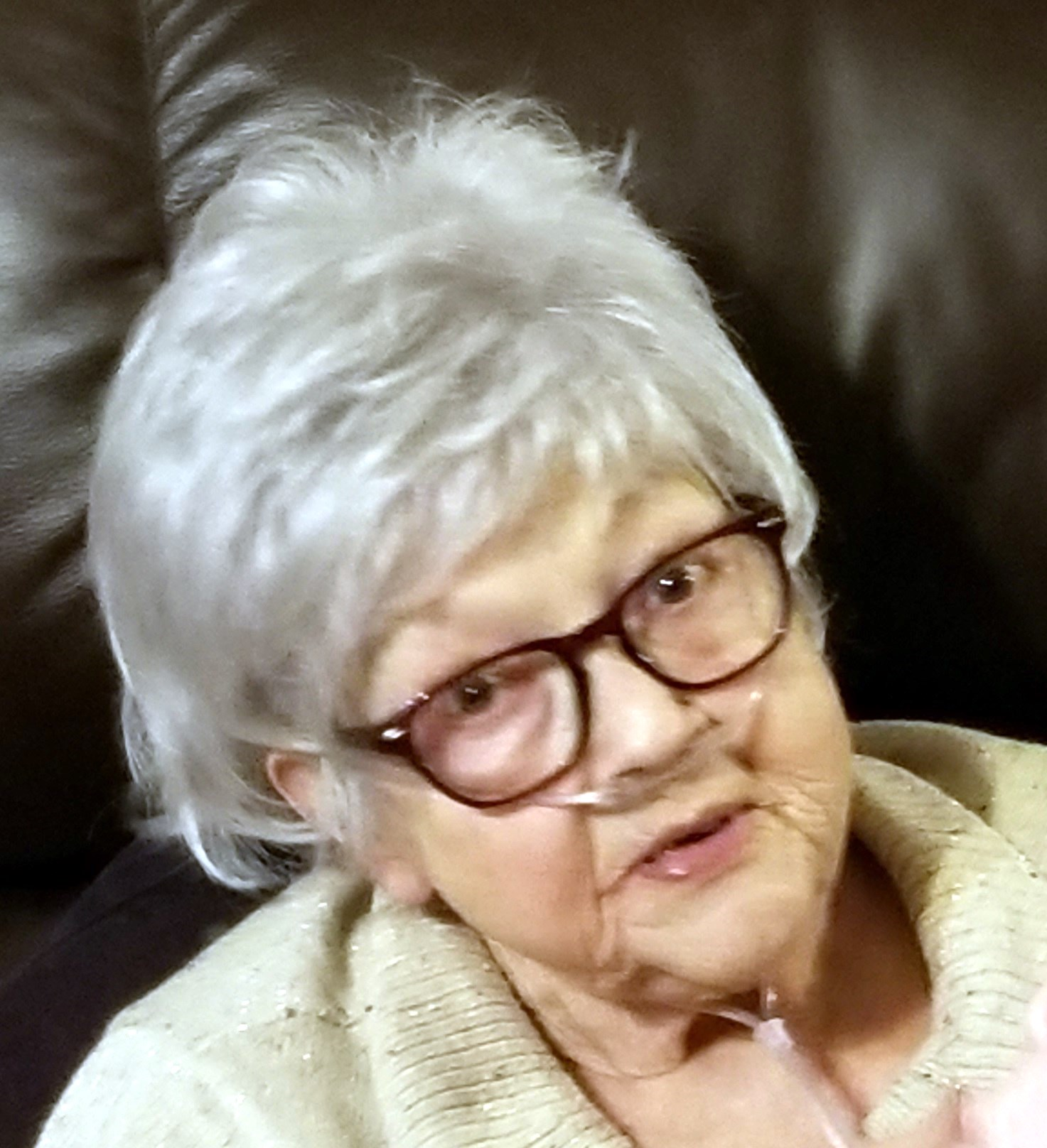 Barbara Sue  Robinette