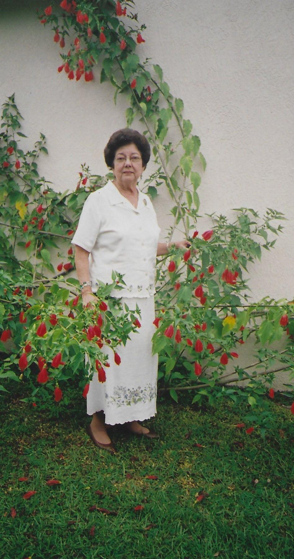 Blanca Hilda  Parrilla