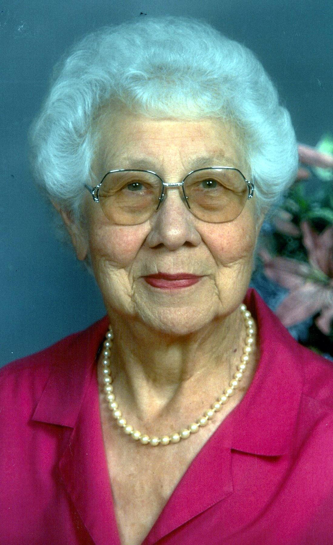 Violet Elizabeth  Runyan