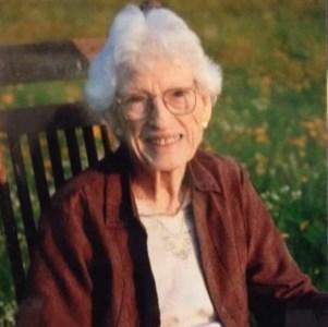 Mary Sue  Tadlock