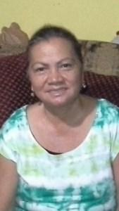 Florencia Palomar  Mangosing