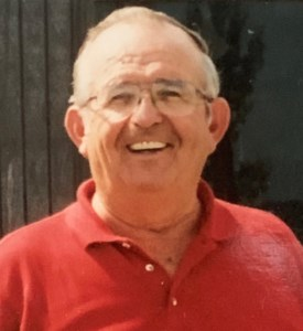 "William ""Bill"" Patrick  Walsh"