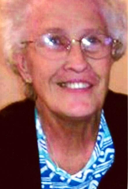 Mary Nell Baird Cheramie Obituary Marrero La