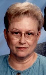Margaret Ann  Harris
